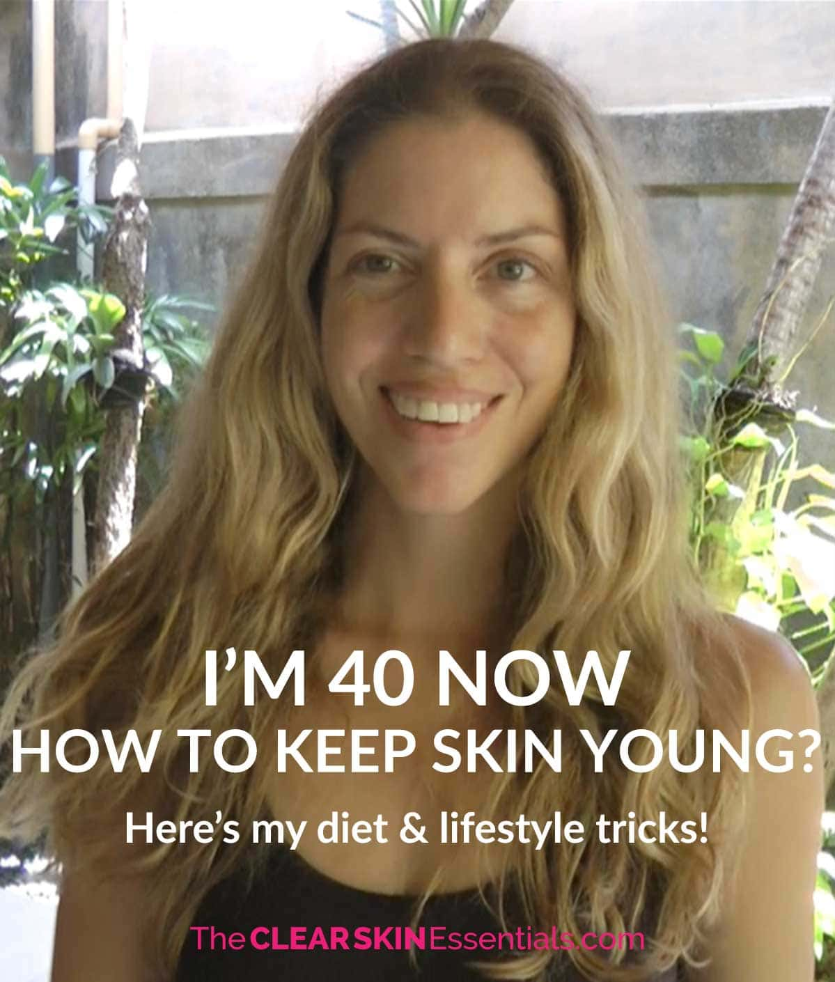 I just turned 40, here's my diet, skincare, and lifestyle antiaging tips that have worked for me so far.