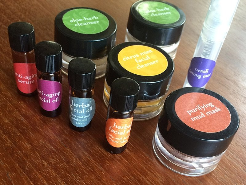 Review of Annmarie Skin Care Sample Kits.