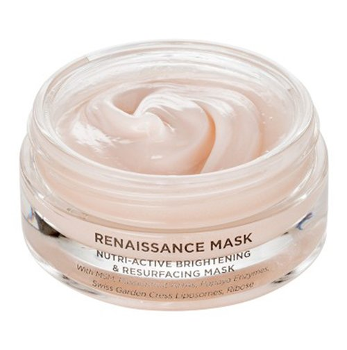 Fade acne scars with exfoliation, try Oskia Skincare Renaissance Mask.