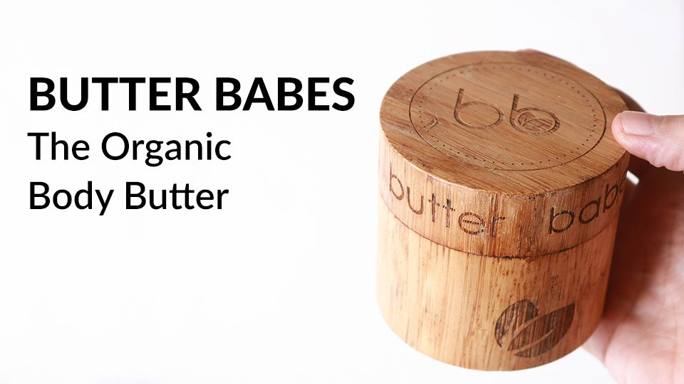 Butter Babes The Organic Body Butter review.
