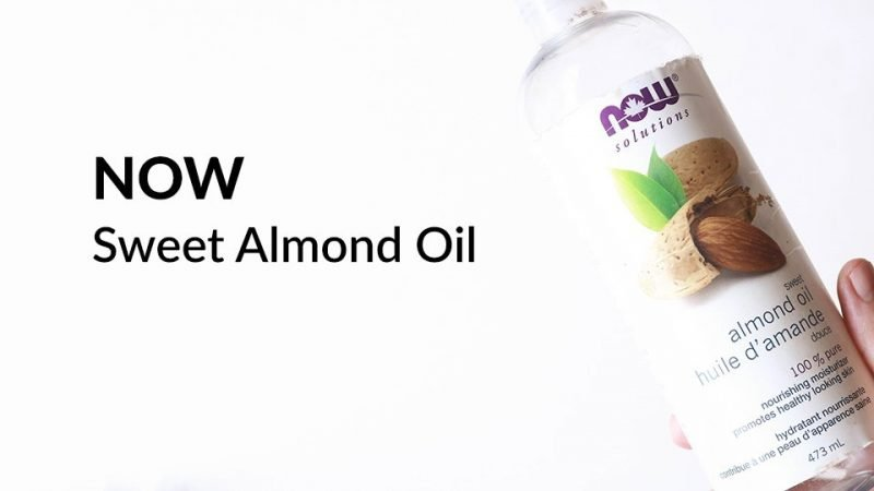 Now Sweet Almond Oil review.