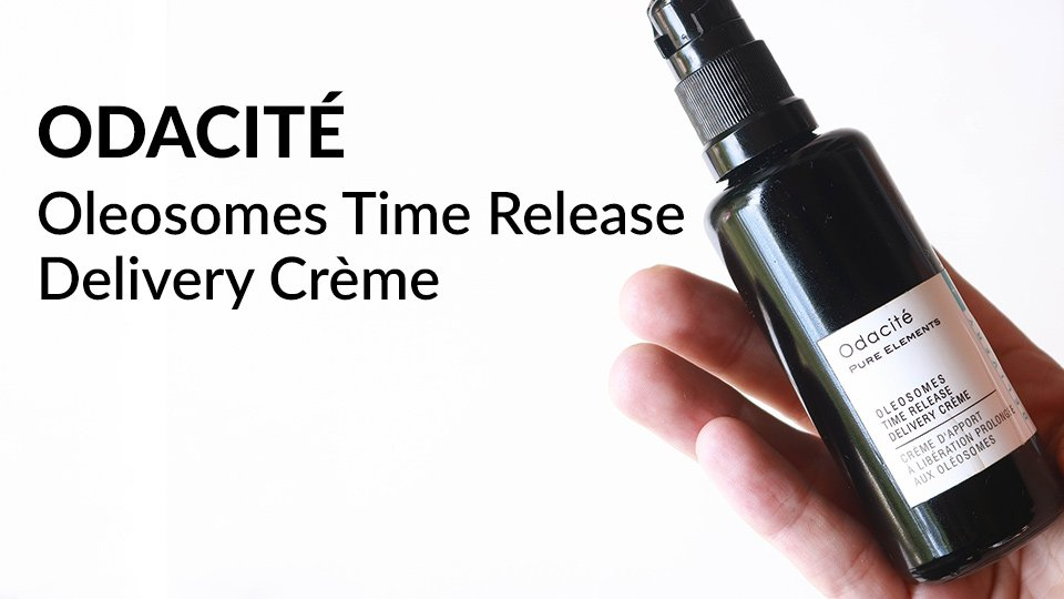 Odacite Oleosomes Time Release Delivery Creme review