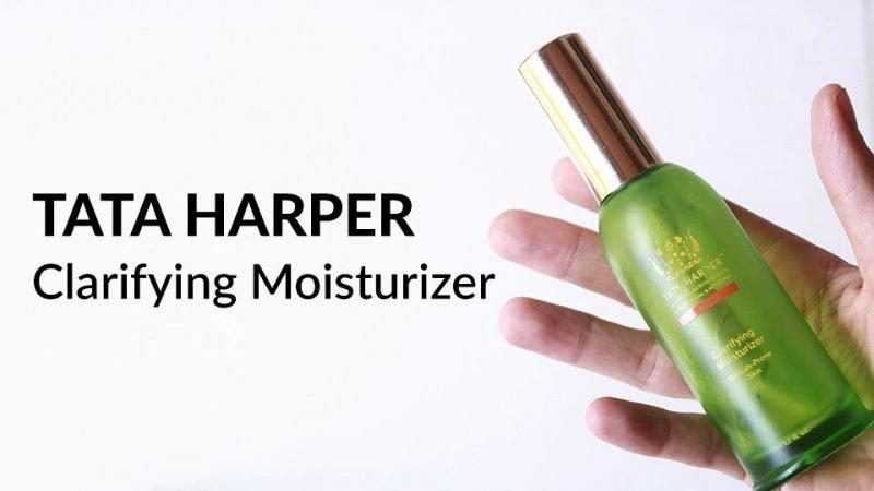 Tata Harper Clarifying Moisturizer review.