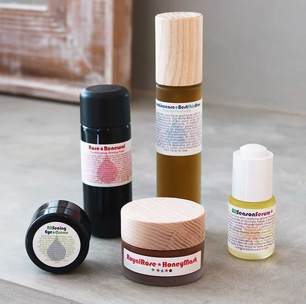 Living Libations Best Skin Ever, Eye Cream, Serums and Mask review