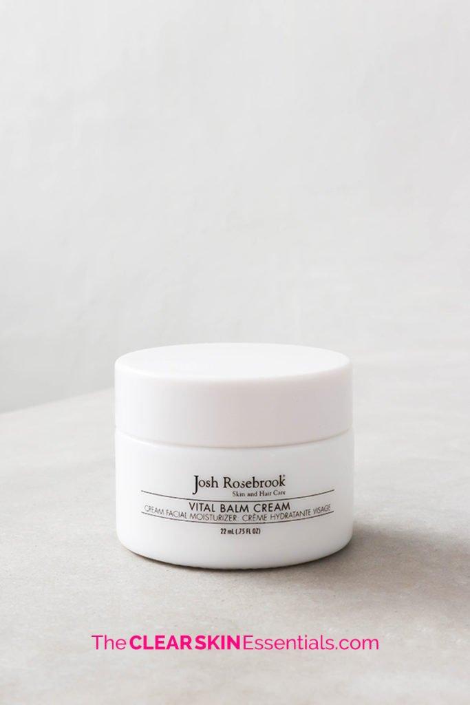 Review of Josh Rosebrook Vital Balm Cream from The Detox Market Best Of Green Beauty Box.