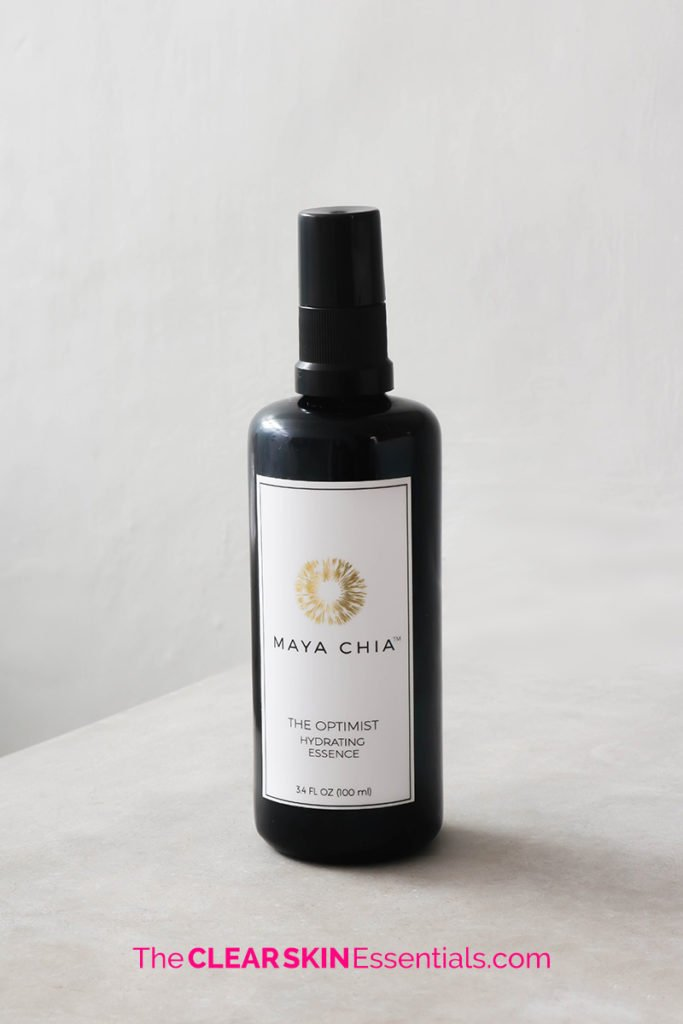Review of Maya Chia The Optimist Hydrating Essence from The Detox Market Best Of Green Beauty Box.