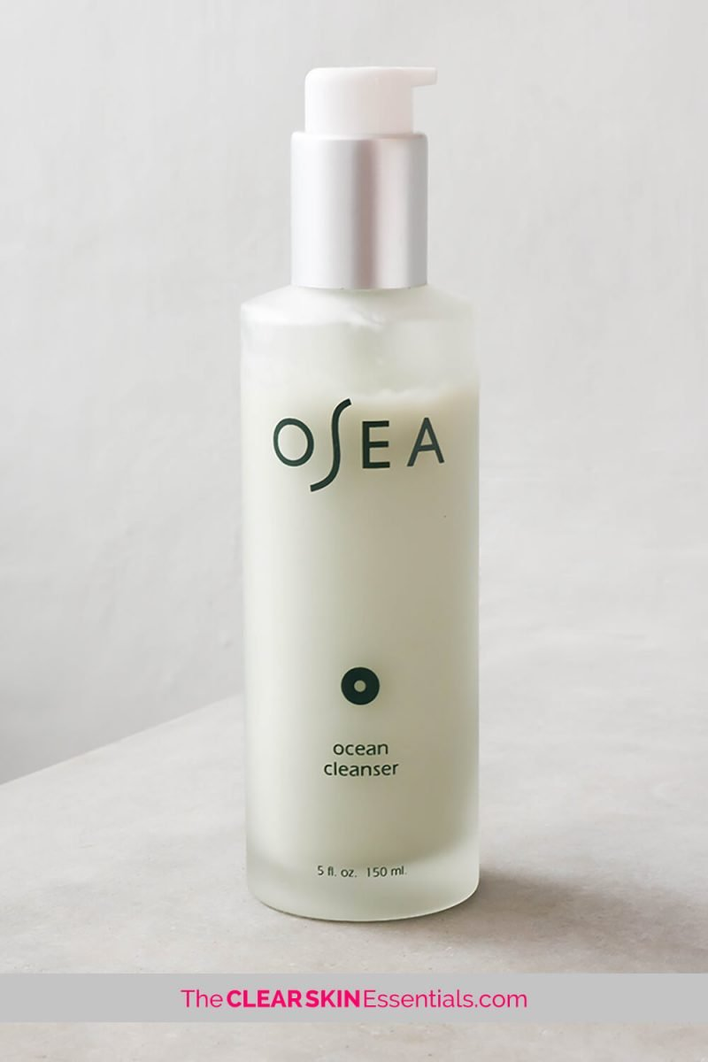 Osea Ocean Cleanser review