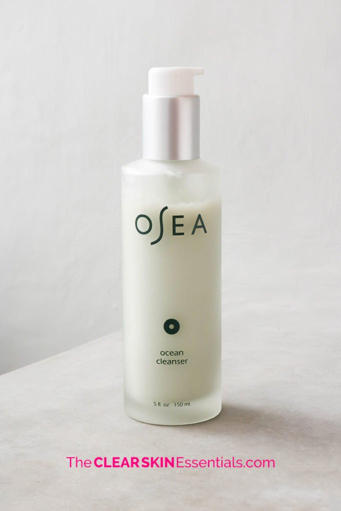 Review of Osea Ocean Cleanser from The Detox Market Best Of Green Beauty Box.