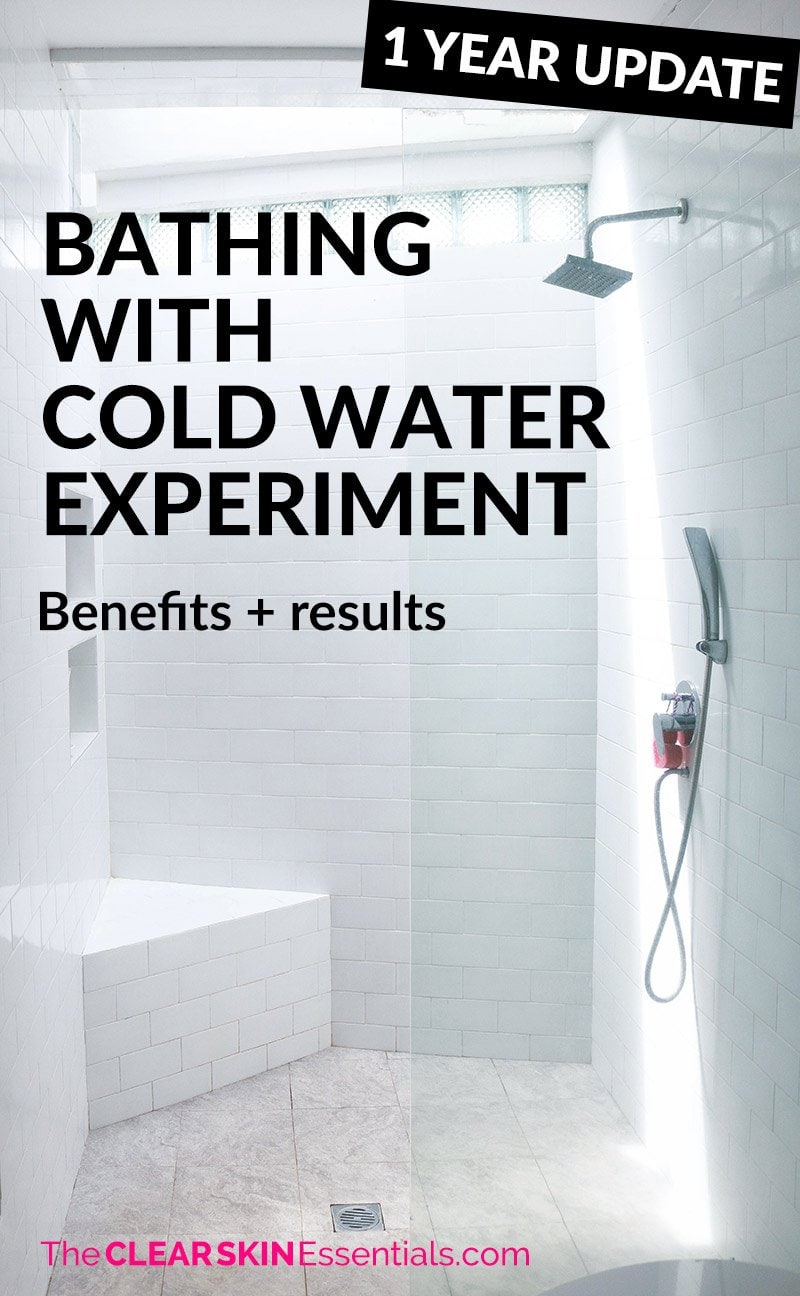 Find out if bathing with cold water vs. hot water really does improve your skin and hair.