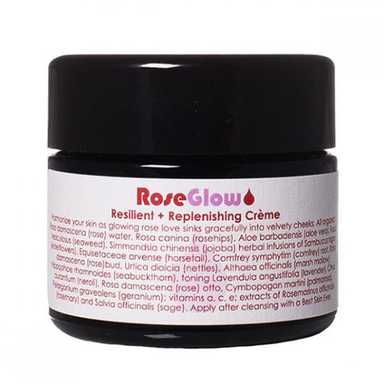Living Libations RoseGlow Face Creme 50ml
