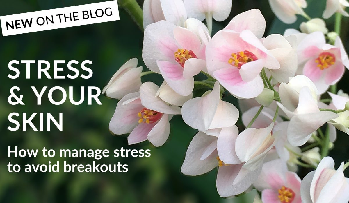 5 tips to help manage stress so it doesn't affect your skin.