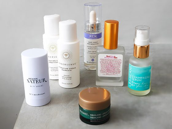Reviews 2019 clean beauty favourites (hair care, body care, skin care)