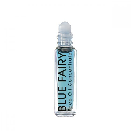 VERDURA naturalternatives Blue Fairy Concentrate is an acne treatment oil to reduce redness and irritation, decongesting clogged pores and speeding up healing of pimples.