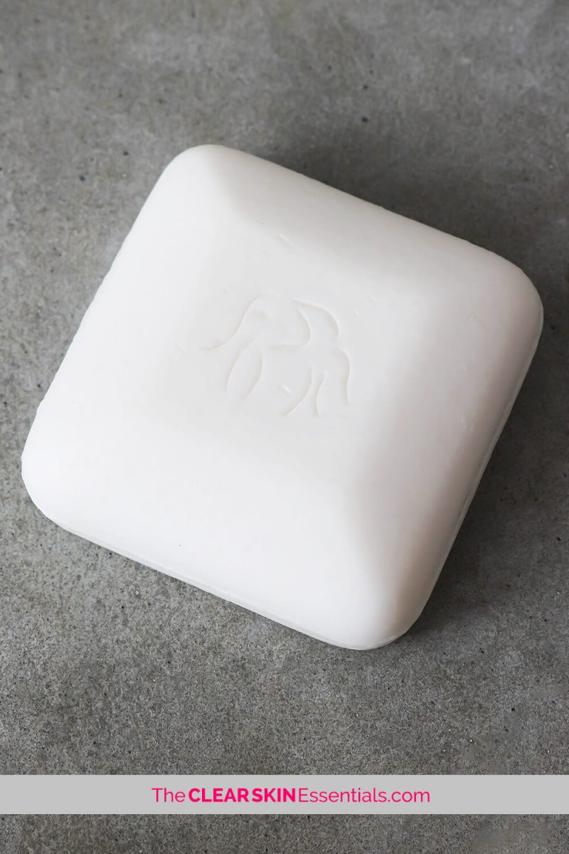 Drunk Elephant Pekee Bar review, this cleansing bar is brightening and gentle, best suited for normal and oily skin types