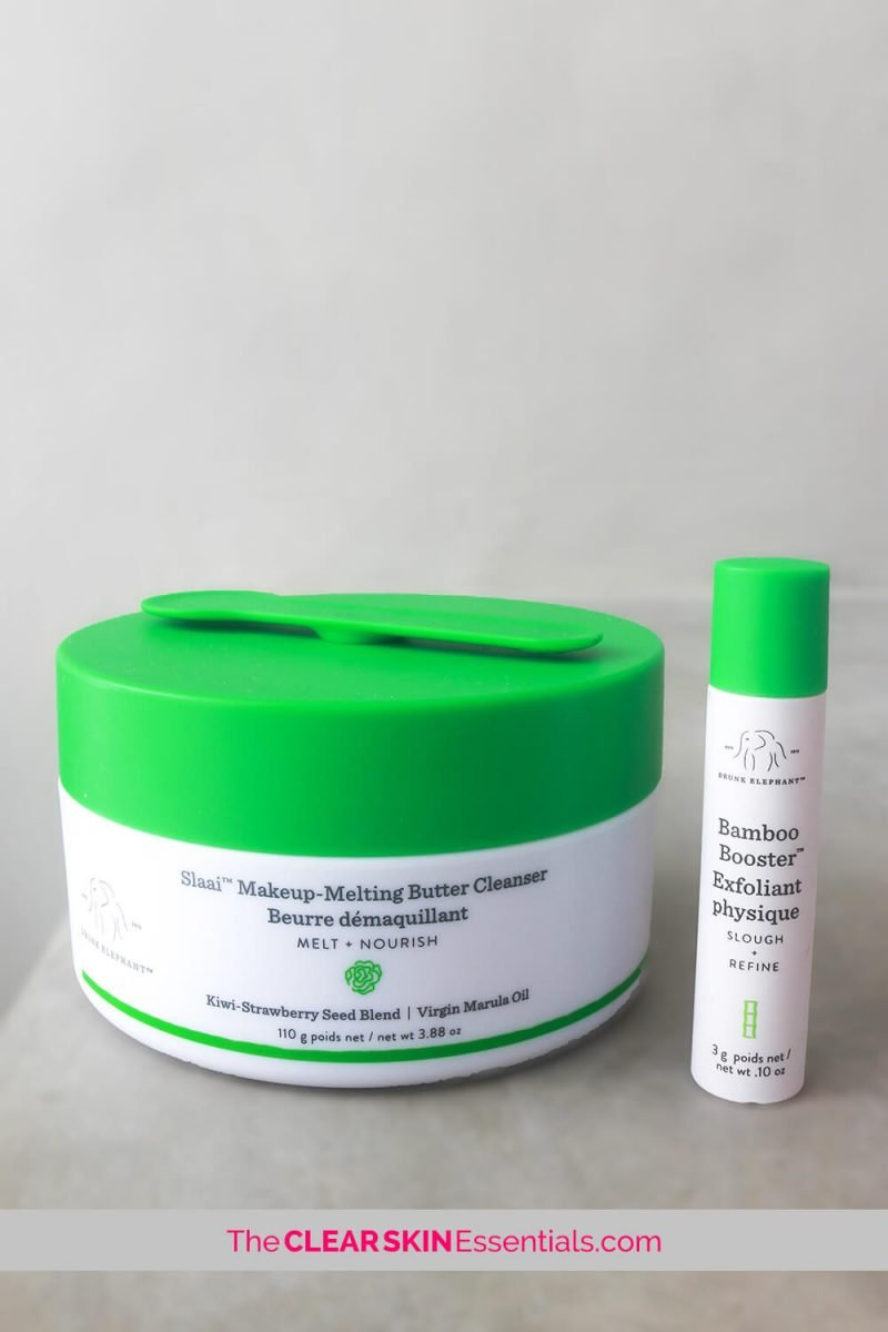 Slaai Makeup Melting Butter Cleanser review, this cleanser is rich, nourishing, and gentle.