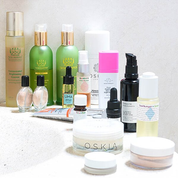 Natasha St. Michael favourite skincare, hair care and body care products