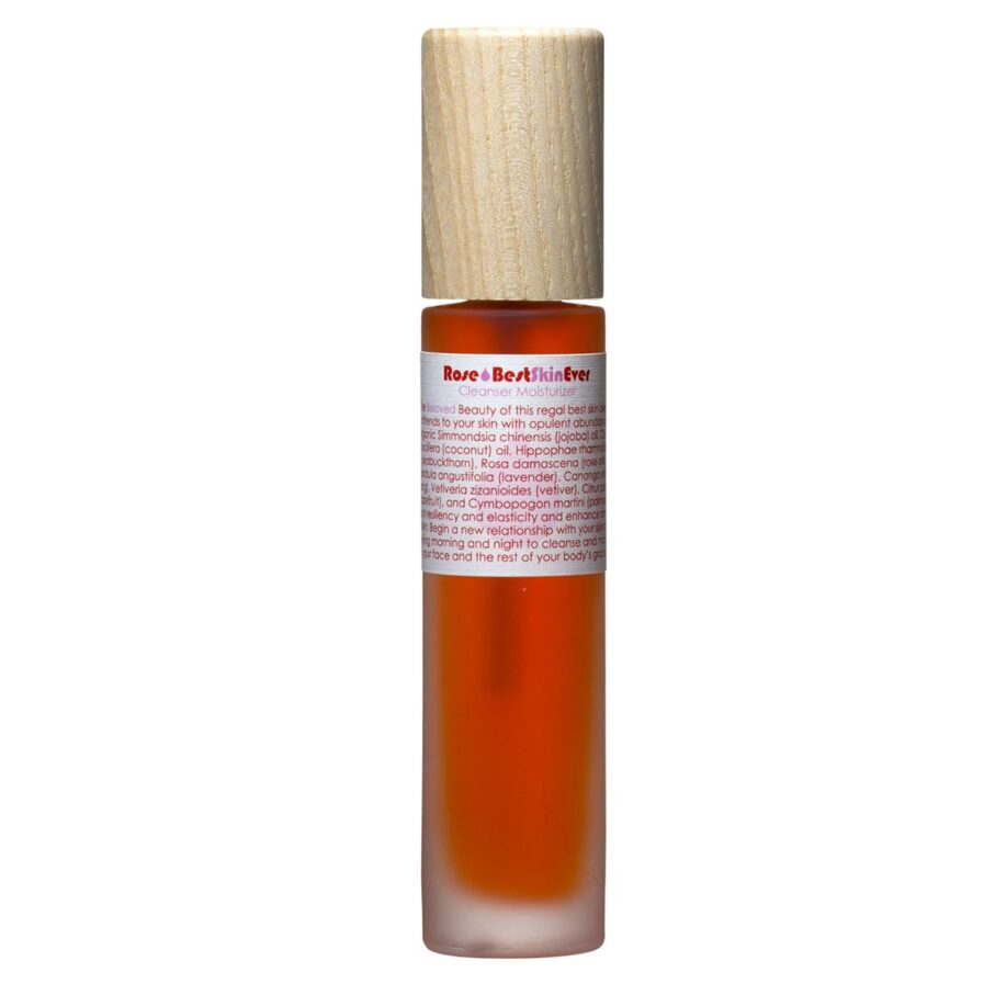 Living Libations Best Skin Ever Rose face and body oil, 50ml