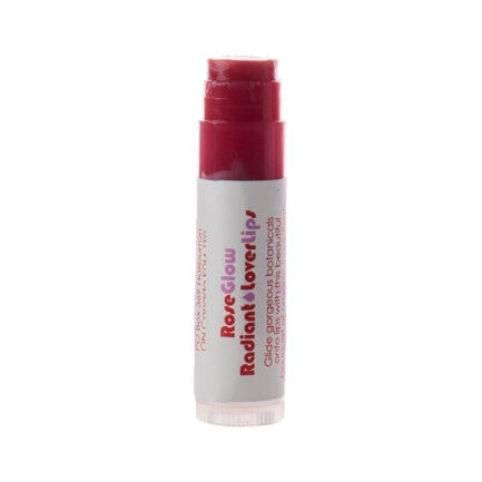 Living Libations Rose Glow Lover Lips balm to replenish dehydrated dry lips