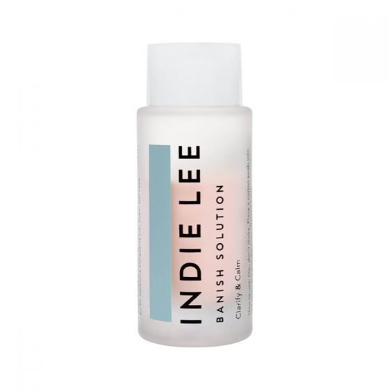 Indie Lee Banish Solution acne treatment to clear up pimples and blemishes fast.