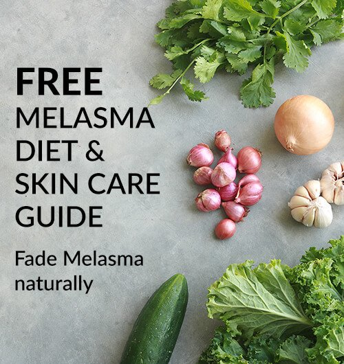 Melasma diet and skin care guide to fade hyperpigmentation and dark patches naturally, melasma diet plan, recipes, and skin care tips