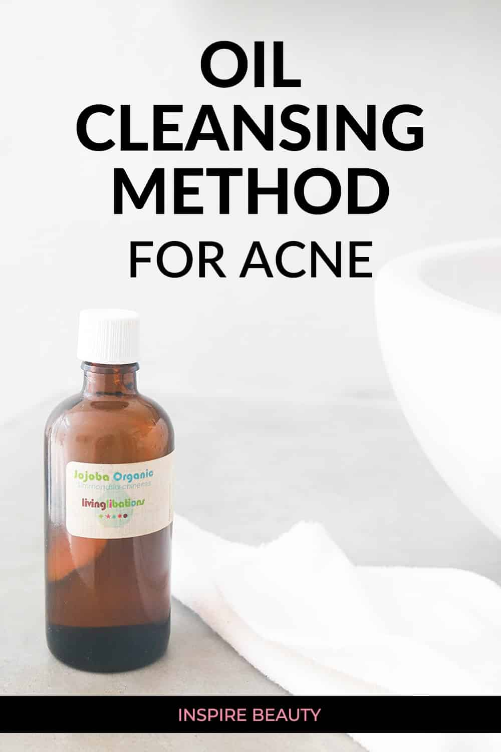 Oil cleansing method for acne, plus oil cleansing method instrcutions, purging, video demo, and tips