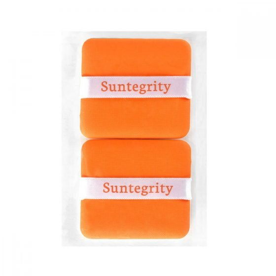 Buy replacement Suntegrity powder puffs for the Pressed Mineral Powder Compact SPF50