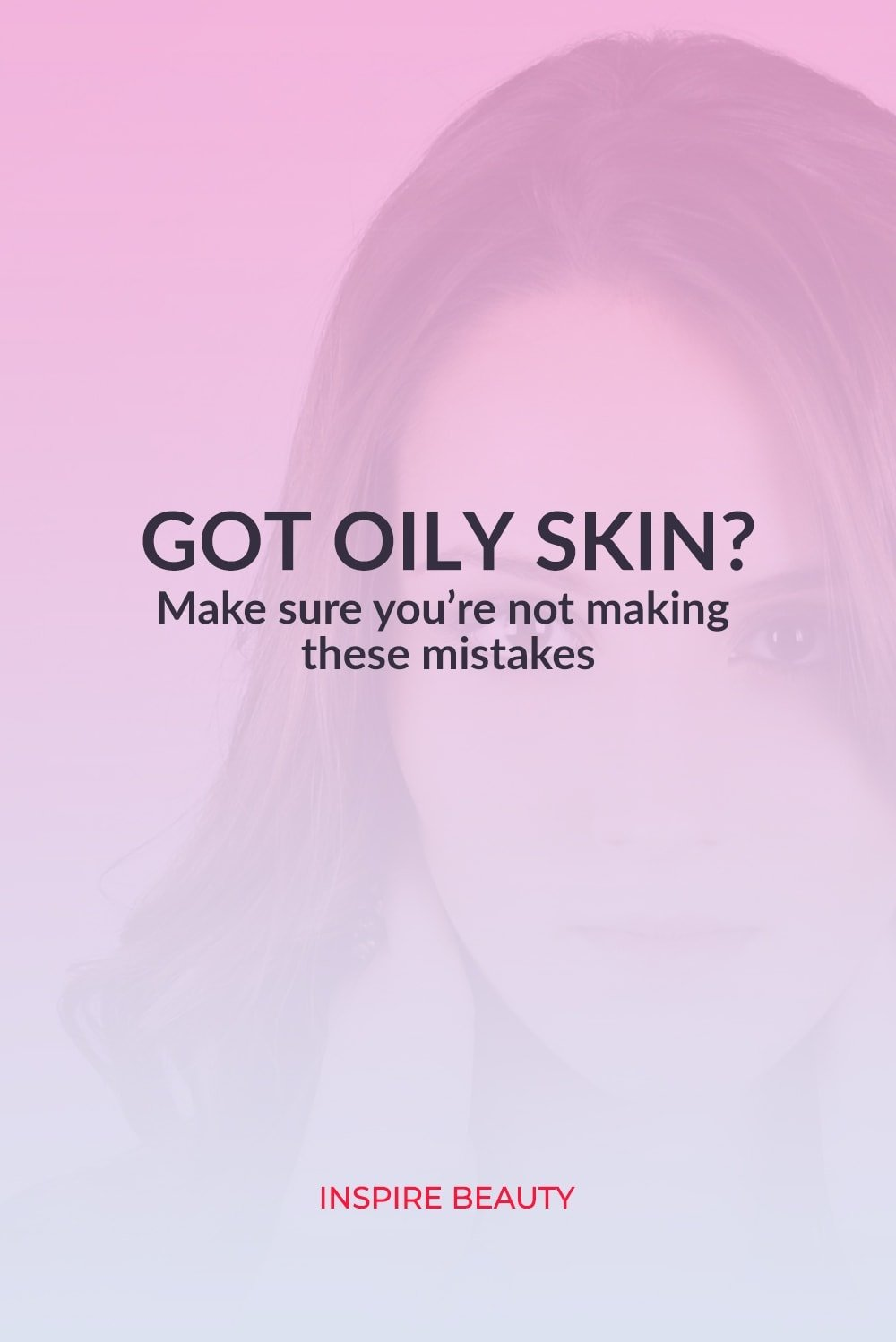 Tips for how to balance oily skin with diet and skin care.