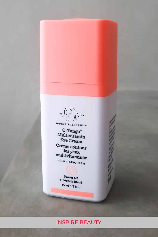 Drunk Elephant C-Tango Multivitamin Eye Cream review