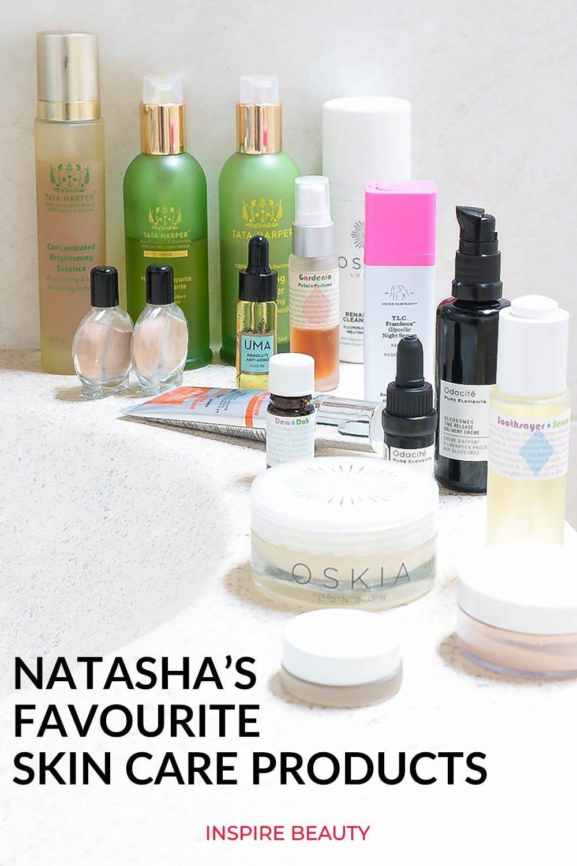Favourite skincare products from Living Libations, Tata Harper, Oskia, Drunk Elephant, Annmarie Skin Care, Leahlani, Suntegrity