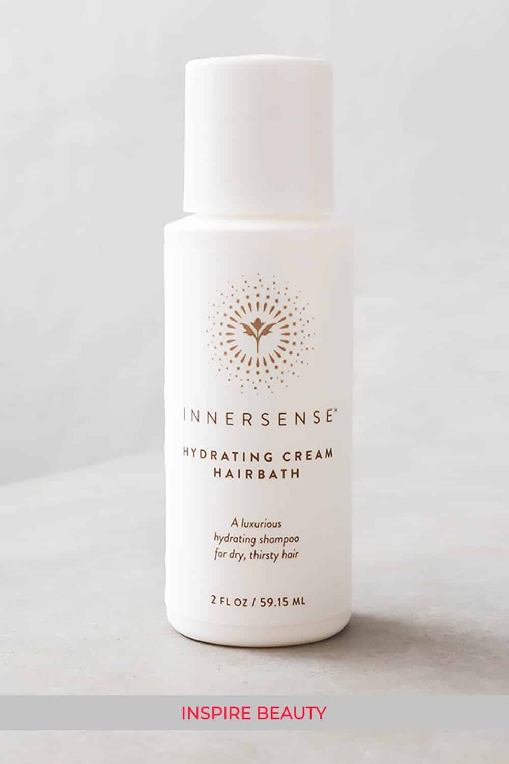 Innersense Hydrating Cream Hairbath review for dry, damaged and brittle hair.