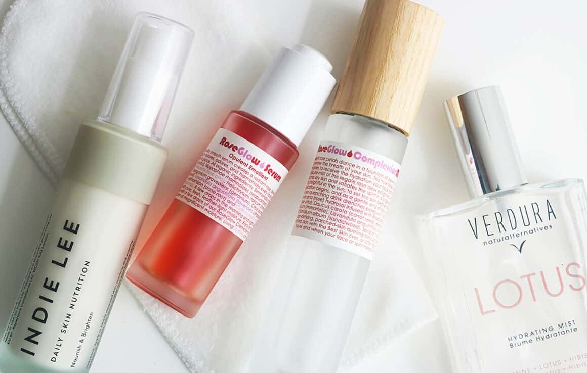 Shop organic skin care, natural, non-toxic beauty at Inspire Beauty