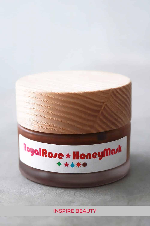 Living Libations Royal Rose Honey Mask review.