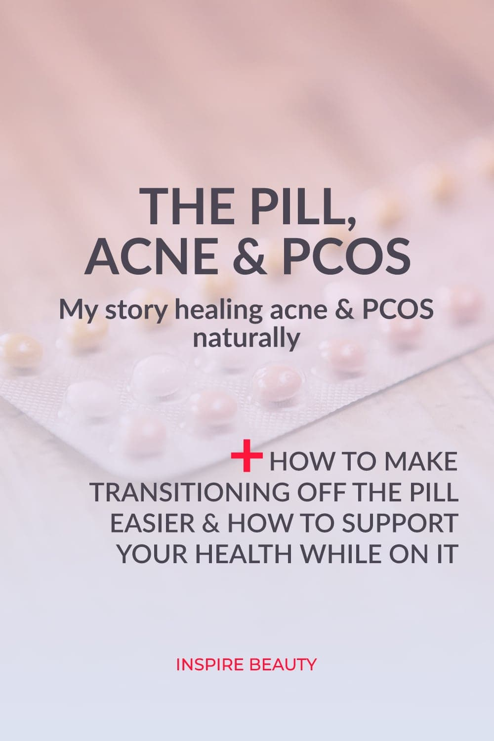 How I healed Polycystic Ovarian Syndrome (PCOS) and acne naturally through my diet, skincare routine and lifestyle.