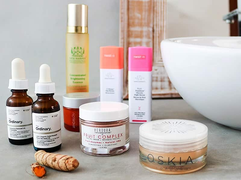 Skincare products for treating melasma and hyperpigmentation, what worked, what didn't.