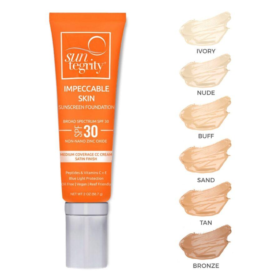 Shop Suntegrity Impeccable Skin in Canada and USA