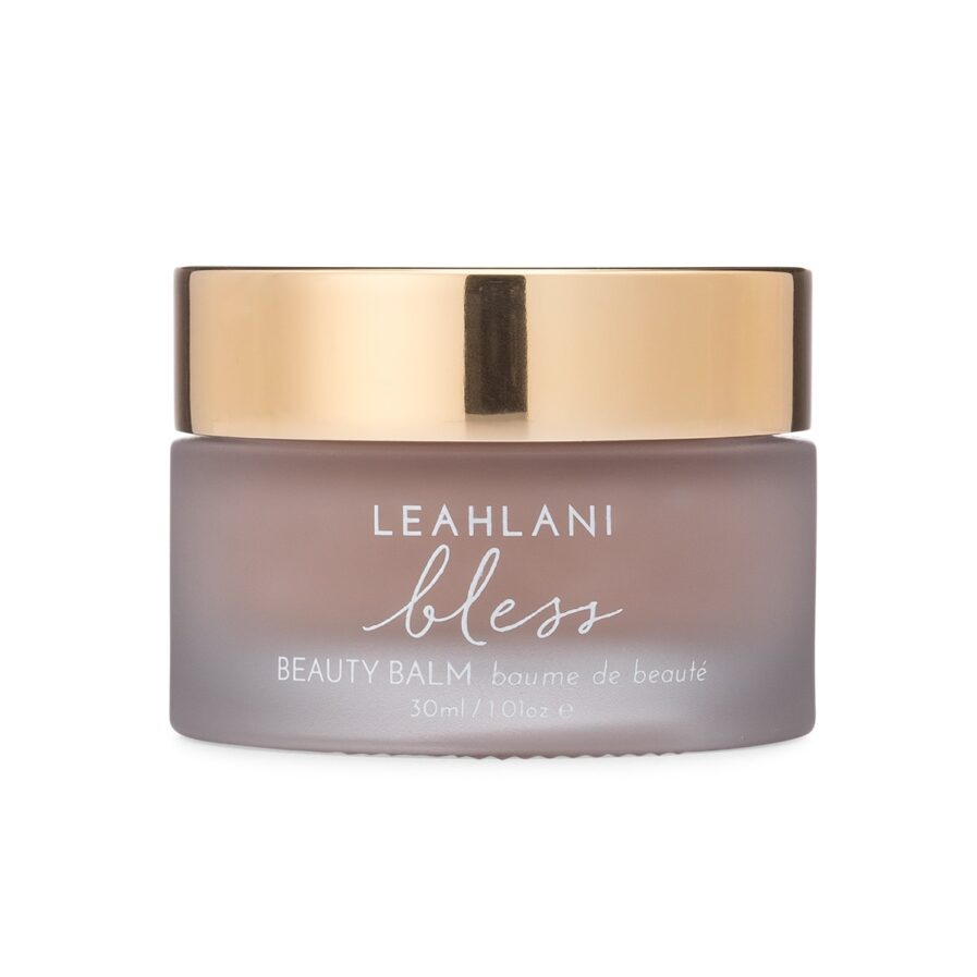 Bestselling Leahlani Bless Beauty Balm delivers rich, non-greasy moisture for soft, supple, youthful skin.