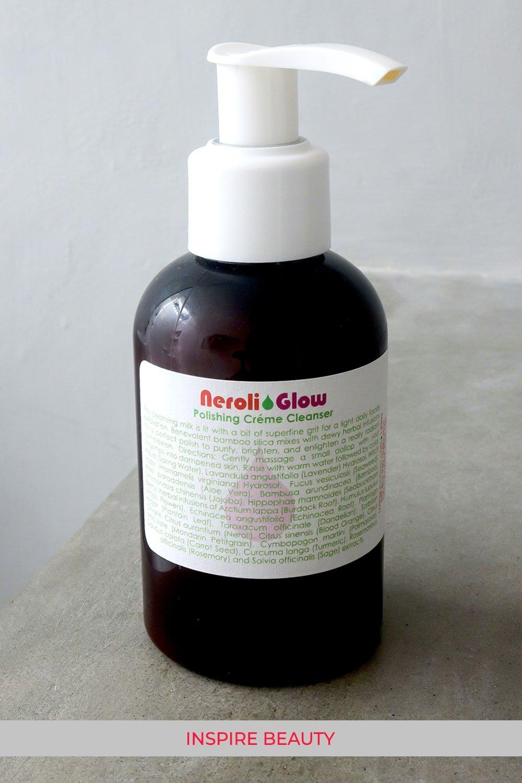 Living Libations Neroli Glow Polishing Creme Cleanser review