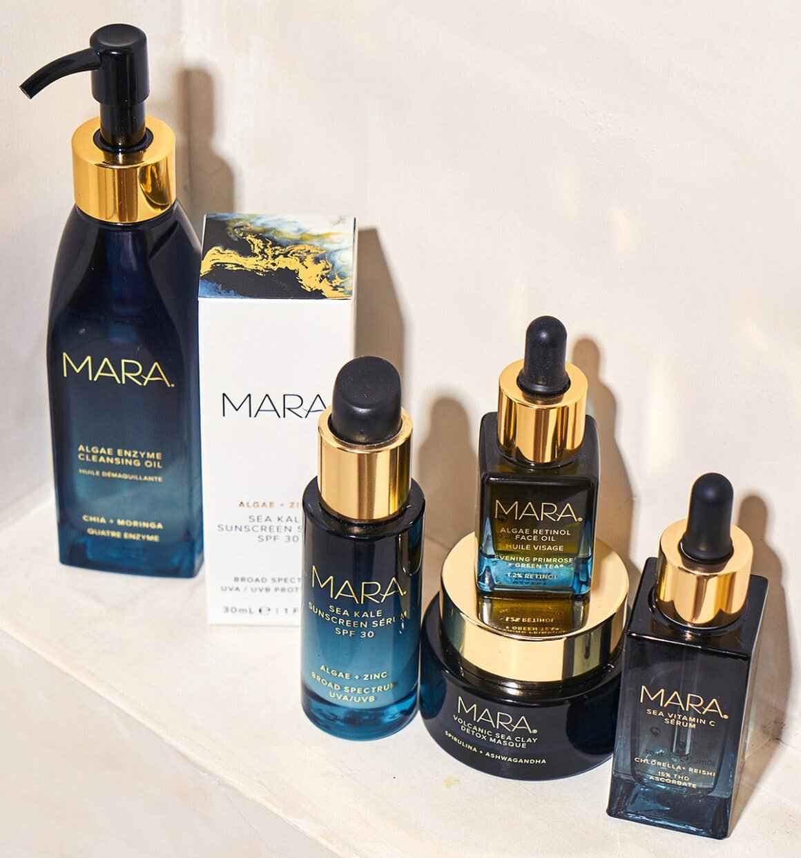 Shop MARA Beauty Canada and USA, free shipping for all orders over $99.