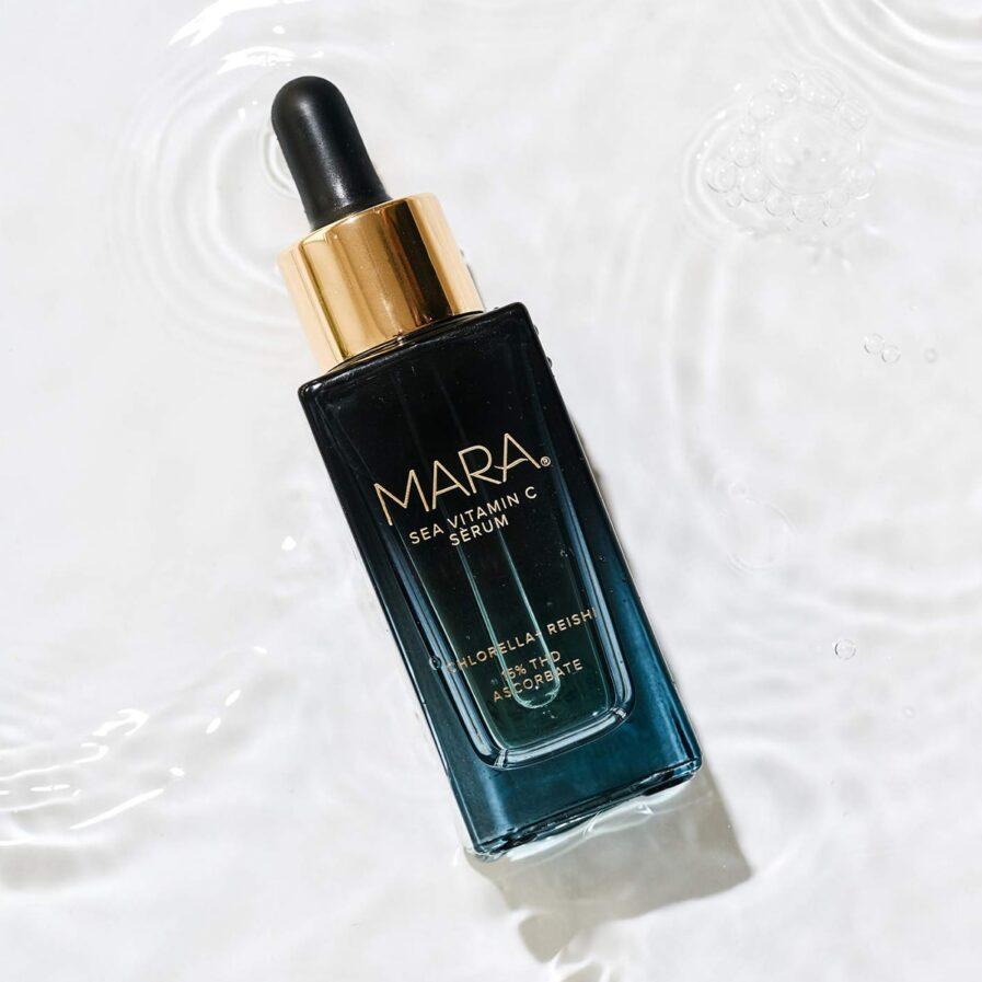 MARA Vitamin C Serum for bright, glowing, hydrated skin.