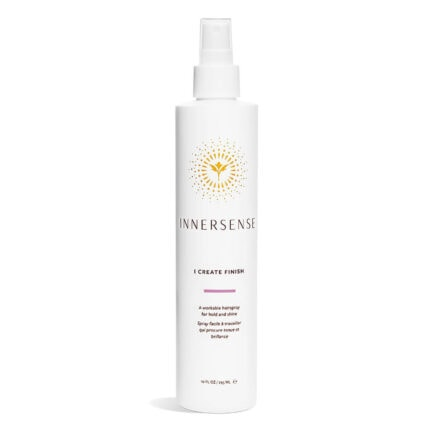 Innersense I Create Finish is a workable hairspray for hold and shine.