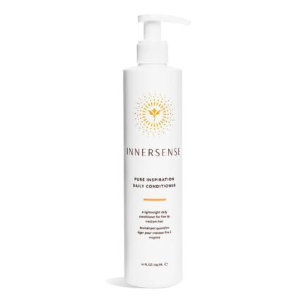 Shop Innersense Organic Beauty Pure Inspiration Daily Conditioner, a lightweight moisturizing conditioner for fine to medium texture hair.